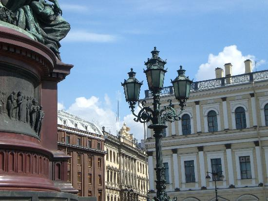 metro in st petersburg picture of st petersburg. Black Bedroom Furniture Sets. Home Design Ideas