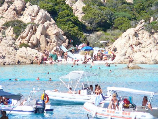 Hotel Excelsior Vanna & Hotel del Molo: Cruising the Maddalena Achipelago