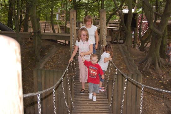 Leuven, België: plusieurs ponts aventure