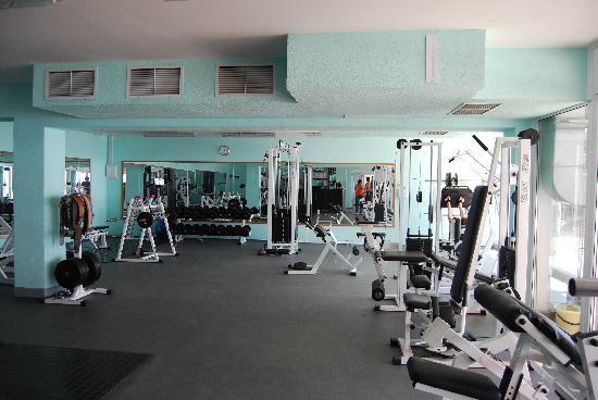 Yalta Intourist Hotel: gym