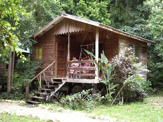 Iguana Junction: Our cabana