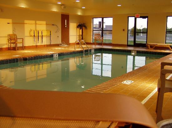 Hampton Inn & Suites Muncie: pool
