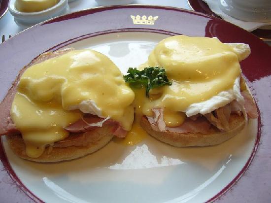 Dukes Hotel : My favourite breakfast