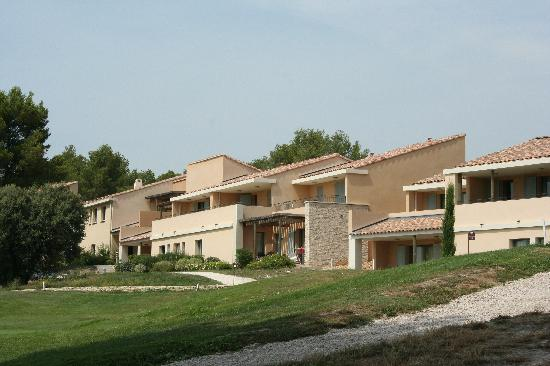 Saumane-de-Vaucluse, Γαλλία: The apartments
