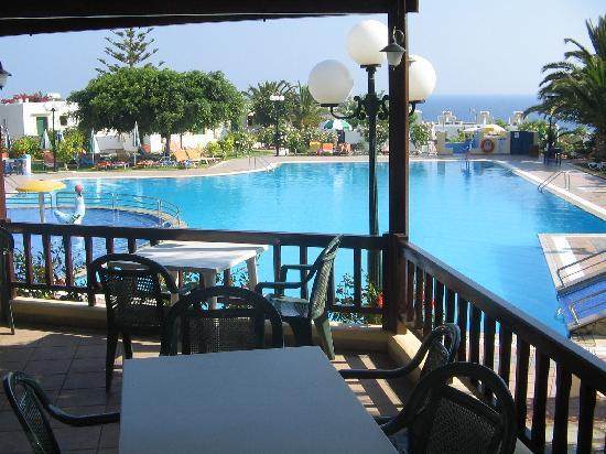 Suneoclub chrissi amoudia crete anissaras hotel for Big blue piscine