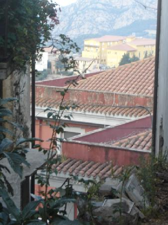 Lanusei rooftops