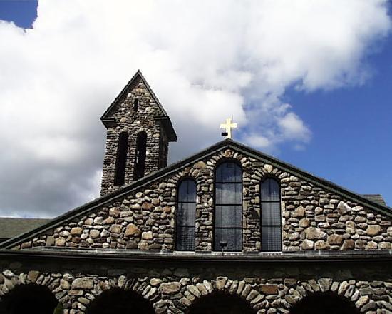 Saint Joseph's Abbey: The bell tower