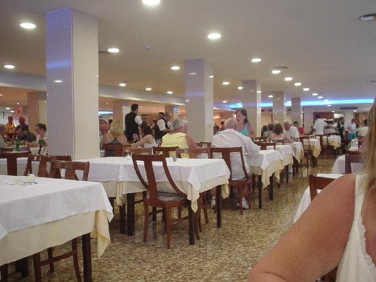 Hotel Rosamar: Rosamar Hotel, Dining Room