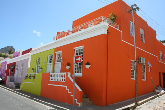 Cape Town Central, South Africa: Wonderful Colours