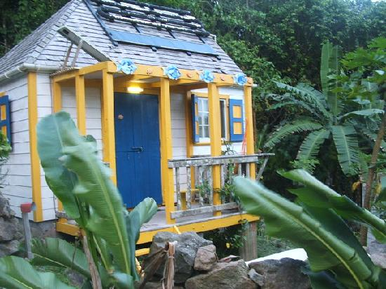 Ecolodge Rendez-Vous: Blue Tang Cottage