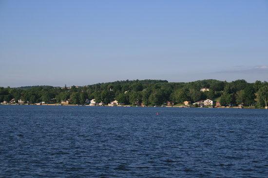 Канандейгуа, Нью-Йорк: Lake Canandaigua