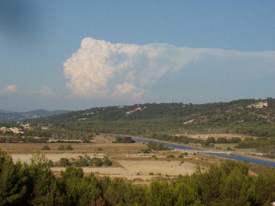 Pierre & Vacances Resort Pont Royal en Provence: vue de l'appartement