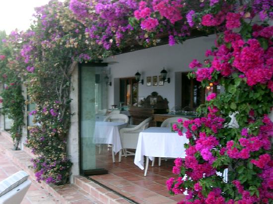 Hotel La Madrugada: Dining Area