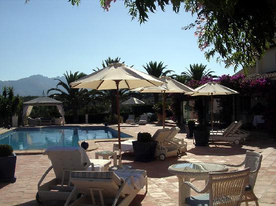 Hotel La Madrugada: Poolside