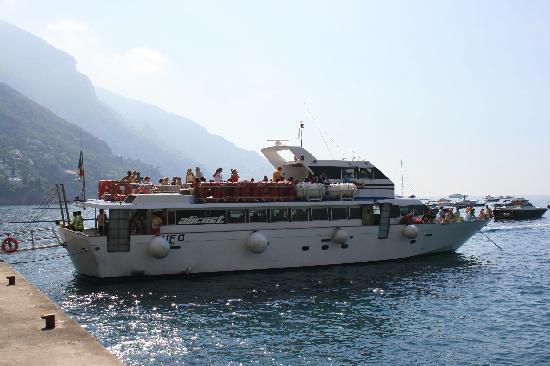 Me.Fra Camere di Sonia Criscuolo : Our bus to Positano