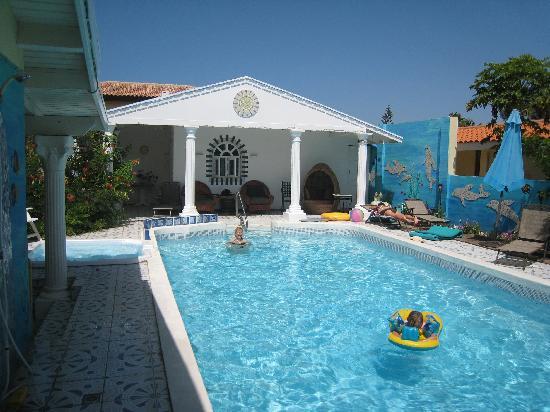 Villa Sunflower: Swimming Pool