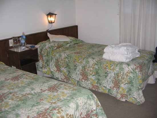 Hotel Termas Pismanta & Spa: Room
