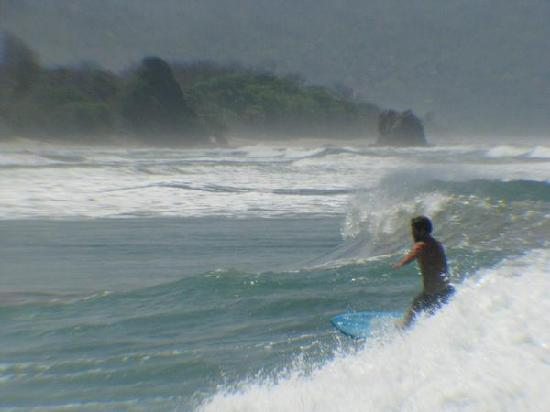 Shaka Beach Retreat: ...and even more surf!