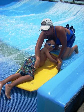 Schlitterbahn Galveston Island Waterpark: Boogiebahn
