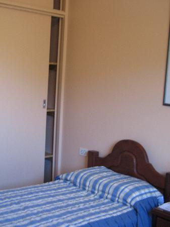 Hosteria Valle Fertil: Bedroom
