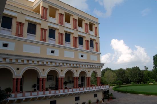 The Sariska Palace: Sariska Palace - Right Wing