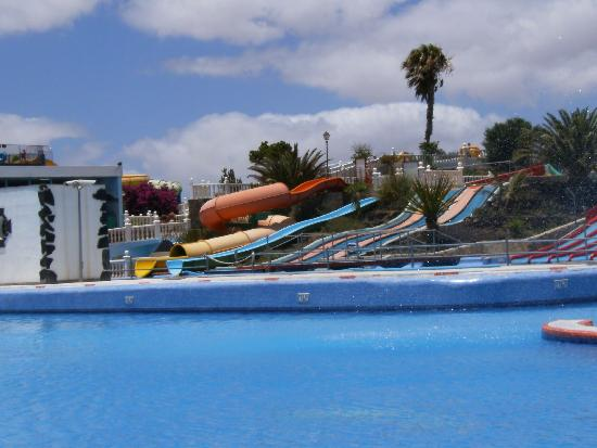 Aquapark Costa Teguise : Yet another view from our sunlounger