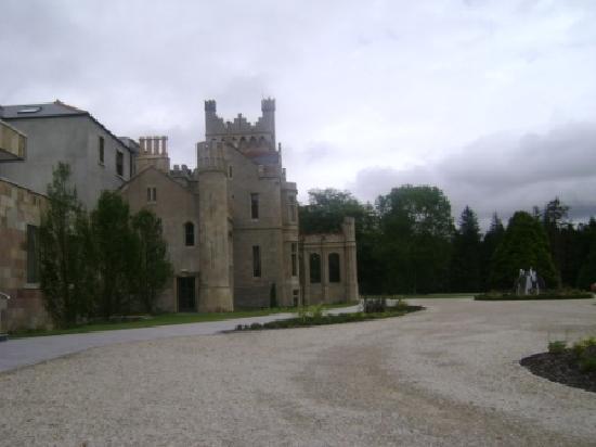 Lough Eske Castle, a Solis Hotel & Spa: Front of castle