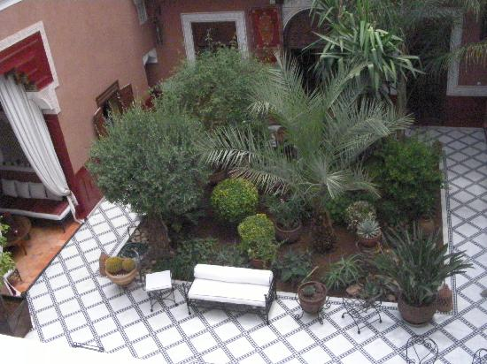 le magnifique jardin d 39 int rieur picture of riad agdid marrakech tripadvisor. Black Bedroom Furniture Sets. Home Design Ideas