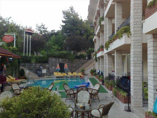 The Ozlem 1 apartments