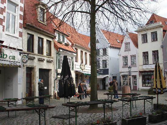 Brema, Niemcy: angolo