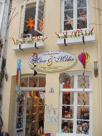 Brema, Niemcy: negozio