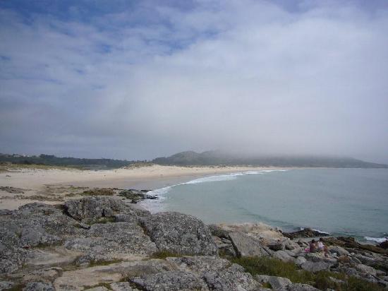 Galicia, España: Praia de Area Longa
