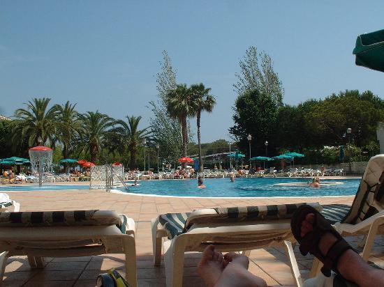 Hotel Florida Park: The Pool
