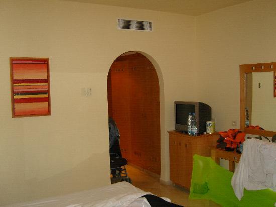 Aldiana Club Djerba Atlantide: la chambre