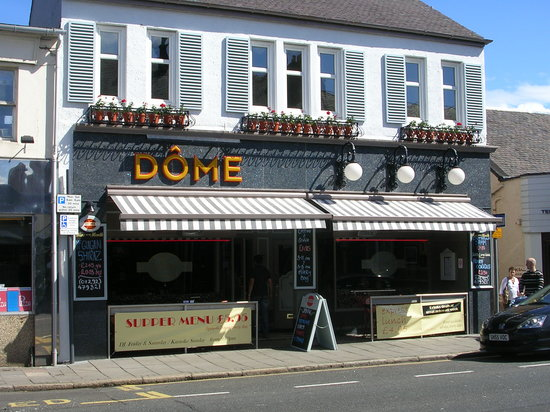 Dome: Prestwick eaterie passes the taste test