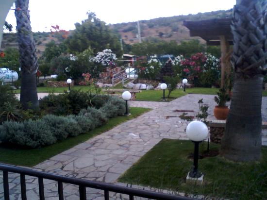Alte Hotel : View from Terrace