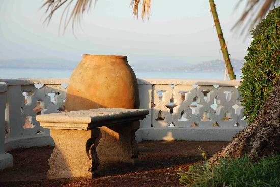 La Villa Mauresque: Lever de Soleil dans Les Jardins