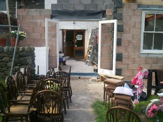 Fairlight Guest House: nice reception area