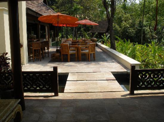 Lana Thai Villa: Restaurant