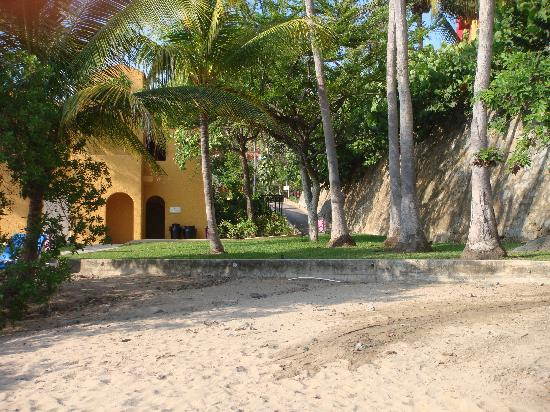 Club Med Ixtapa Pacific: habitaciones junto al mar