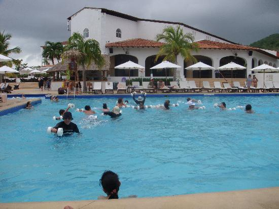 Club Med Ixtapa Pacific: alberca