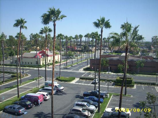 La Quinta Inn & Suites Buena Park: View from above