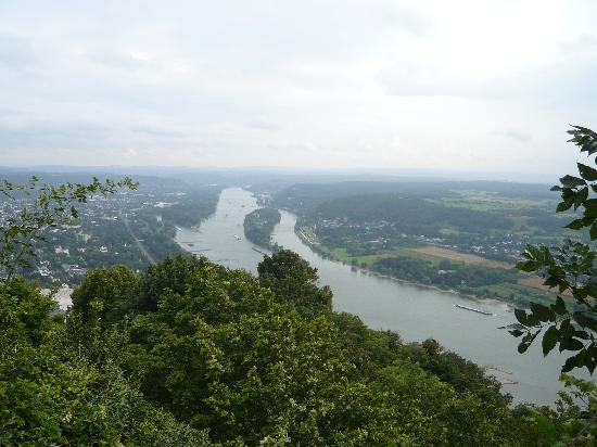 avendi Hotel Bad Honnef: View from Drachenmals