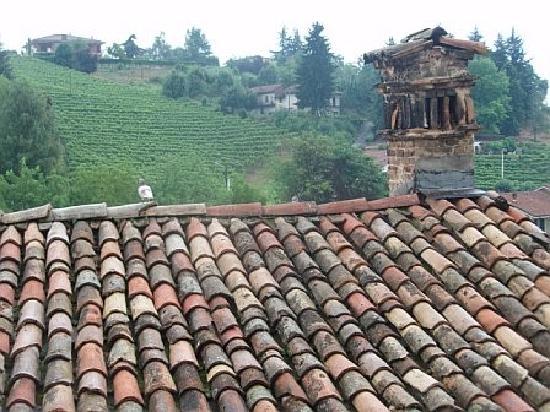 Le Case della Saracca: view