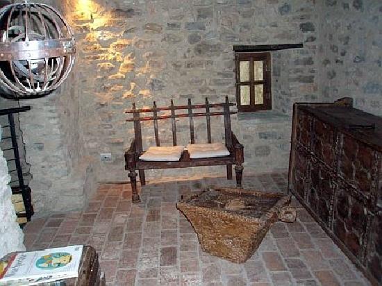 Monforte d'Alba, Itália: Interior picture
