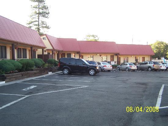 Mecca Motel: Motel