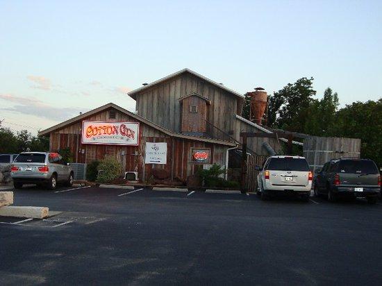 Cabernet Grill Texas Wine Country Restaurant Bild
