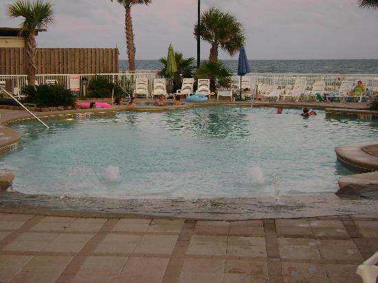 Holiday Inn Express Orange Beach: Outdoor Pool