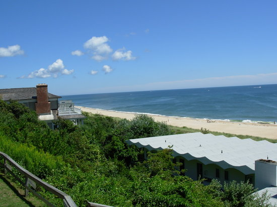 Wavecrest Oceanfront Resort: view from the property