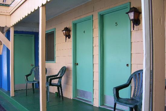 Norman's Motel : Our room